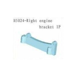 RIGHT ENGINE BRACKET