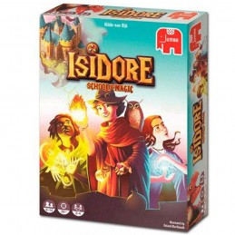 ISIDORE - ESCUELA DE MAGIA...