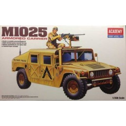 1:35 M-1025 ARMORED CARRIER