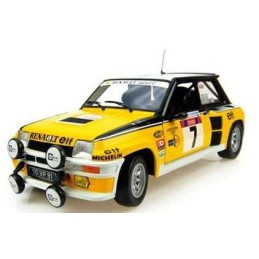 1:18 RENAUL 5 TURBO Nº7...
