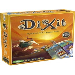 DIXIT CLASICO - JUEGO DE MESA