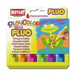 PLAYCOLOR FLUORESCENTE (6...