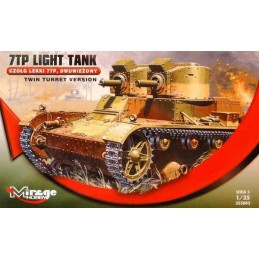 1:35 7TP LIGHT TANK TWIN...