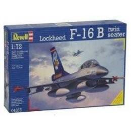 1:72 LOCKHEED F-16B TWO-SEATER