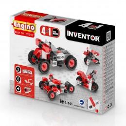 INVENTOR 4 MODELS MOTORBIKES