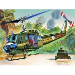 1:72 HELICOPTERO UH-1D SLICK