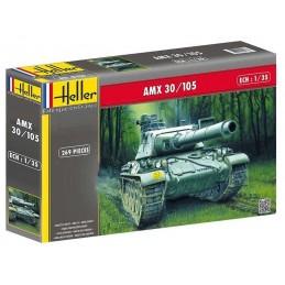 1/35 AMX-30/105  HELLER