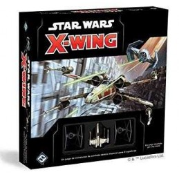 "X-WING STAR WARS ""SEGUNDA..."