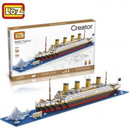 LOZ TITANIC 1860 Piezas