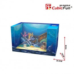 UNDERWATER WORLD MAGIC BOX 3D