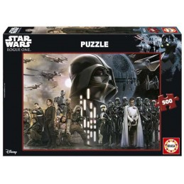 PUZZLE 500P. ROGUE ONE STAR...