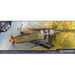 1:72 P-51B MUSTANG