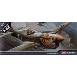 1:72 P-40E WARHAWK