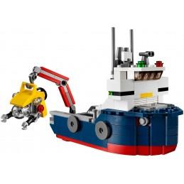 LEGO EXPLORADOR OCEANICO 3...