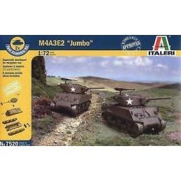 """1:72 M4A3E2 """"JUMBO"""""""