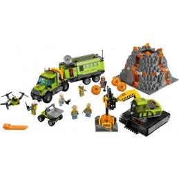 LEGO VOLCAN: BASE DE...