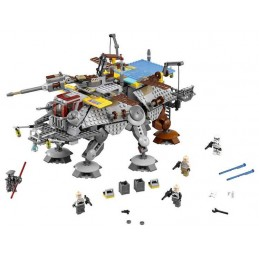 LEGO AT-TE DEL CAPITAN REX