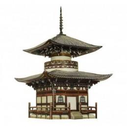 3D TEMPLO DE HONPO (JAPON)...