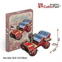 ANTIQUE AUTOMOBILE 3 3D PUZZLE
