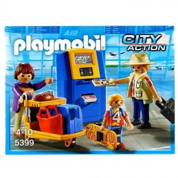 FAMILIA CHEK IN PLAYMOBIL