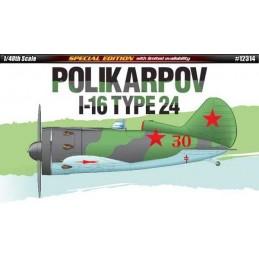 1:48 POLIKARPOV I-16 TYPE...