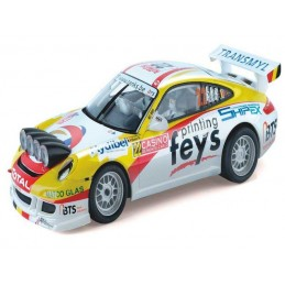 "PORCHE 911 RALLY ""DUEZ"""