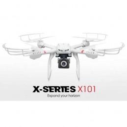 CUADRICOPTERO X-SERTES X101