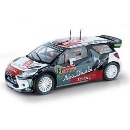 CITROEN DS3 WRC RALLY PORTUGAL