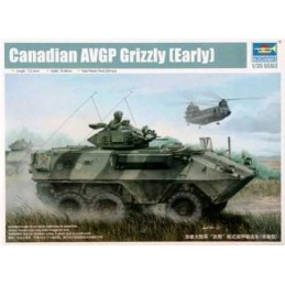 1/35 CANADIAN AVGP GRIZZLY...