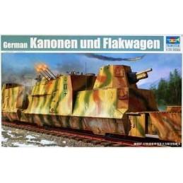 1/35 GERMAN KANONEN UND...