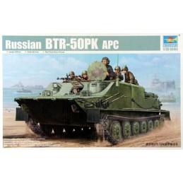 1/35 RUSSIAN BTR-50PK APC