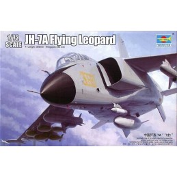 1/72 JH-7A FLYING LEOPARD