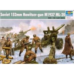 1/35 SOVIET 152mm M1937 ML-20