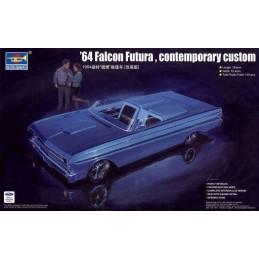 1/25 1964 FORD FALCON FUTURA