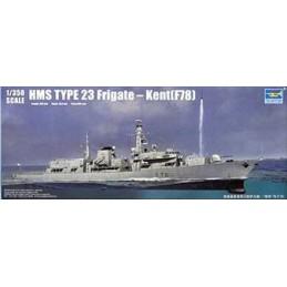 1/350 HMS TYPE 23 FRAGATA F78
