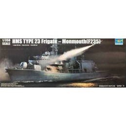 1/350 HMS TYPE 23 FRAGATA F235