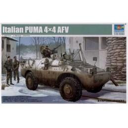 1/35 ITALIAN PUMA 4X4 AFV