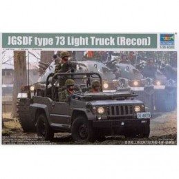 1/35 JGSDF TYPE 73 LIGHT TRUCK