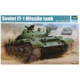 1/35 SOVIET IT-1 MISSILE TANK