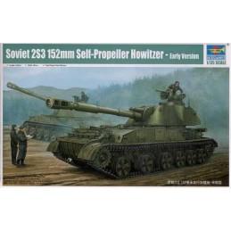 1/35 SOVIET 2S3 152mm...