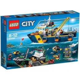 LEGO EXPLORACION PROFUNDA...