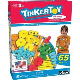 KNEX TINKERTOY 65 PZA...