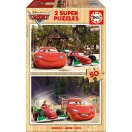 PUZZLE 2X50 CARS
