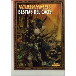 WARHAMMER BESTIAS DEL CAOS