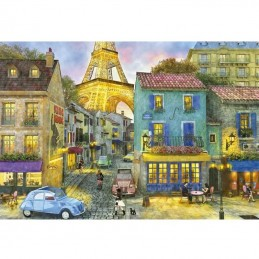 PUZZLE 1500 P CALLES DE PARIS