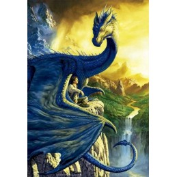 PUZZLE 500 P ERAGON AND...