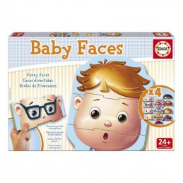 PUZZLE BABY FACES