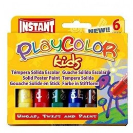 PLAYCOLOR BASIC (6 UNIDADES)