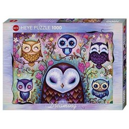 PUZZLE 1000 GREAT BIG OWL