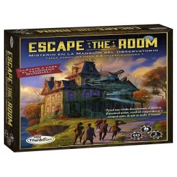 ESCAPE THE ROOM MISTERIO EN...